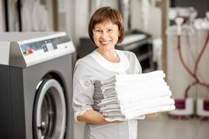 Laundromat-Attendant
