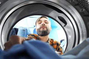 laundromat man